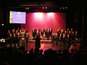 Zang en Vriendschap Oisterwijk 90 jaar