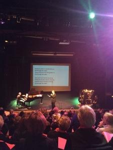 Halloweenconcert 31 oktober 2015 met pianist Co de Graaff