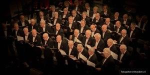 Kerstconcert Princenhage's Mannenkoor 13 december 2015 Michaelkerk Breda