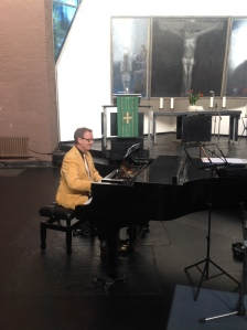 Pianist Peter Bontje