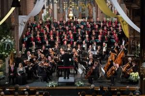 PuurSangh, Caroline Spanjaard (sopraan) en Wim Ritzerfeld (bariton) Rob Nederlof (orgel)