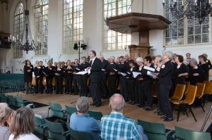 Concert 24 september 2016, Augustijnenkerk Dordrecht.